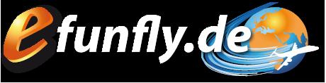 efunfly.de Logo